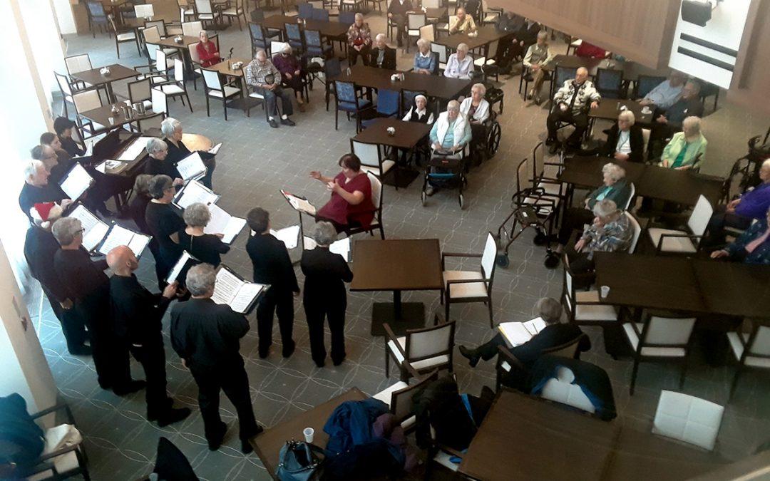 Upper Canada Choristers Concert